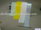 self adhesive vinyl label paper / good for printing , especially for bar code printing