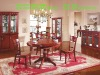 2010 wooden furniture Extension Table 838A/ Chair B33