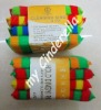 Cleaning sponge scouring pad
