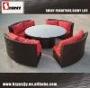 nice Garden PE rattan sofa set SY-005