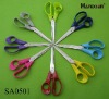 "3""-12"" ABS/PP/PS/Rubber office scissor SA0501"