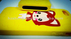 new brand popular silicone cartoon ali case for i phone 5