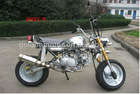 HDM125E-4H 125cc 4 stroke or 2 stroke air cooled EEC DAX Motorcycle