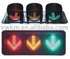 403 single color arrow traffic signal light