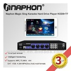 Naphon the latest Intelligent Handwriting&DUAL Hard Disc Player KOD-8+ T7