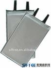 3.7V li-polymer battery battery cell