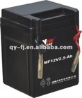 Complete Maintenance Free 12v 2.5ah Motorcycle Lead Acid Battery With Good performance