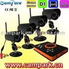 Night Vision Wireless CCTV Camera