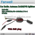 car amplifier of FM/AM antenna with SMB connector
