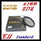 New Camera 62mm lens fader nd variable filter
