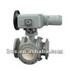 three way Ceramic ball valve