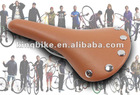 700C fixed gear bike saddle,many color,with rivet