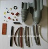 molding rubber and extrusion parts