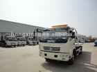 Dongfeng road wrecker truck