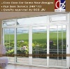 Aluminum Casement Door From Professional Manufacturer