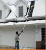 21.3 Foot Alu Snow Roof Rake with 5.9-inch by 24.8-inch Blade
