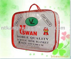 pvc wire plastic packing bags