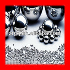1/4 inch,6.35mm carbon steel ball for curtain