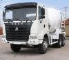 Hoyun Concrete Mixer Truck