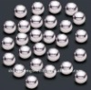 6.35 dia. stainless steel ball for caster wheel, roller, bicycle