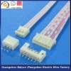 flat electrical wiring harness with PH XH connector