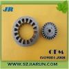 rotor and stator lamination sheet