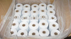 thermal paper roll with plastic core