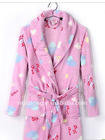printed bath robe women design