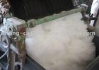 Pure dehaired cashmere fiber,100% cashmere pashmina
