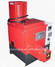 Hot melt adhesive spraying machine,shoes machine