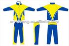 Golden And Bule Basketball Sportswear school uniforms