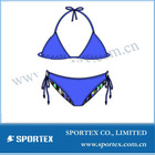 Ladies' two pieces swimwear
