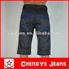 Chengye cheap colored jeans urban fashion for men (CY8902)