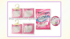 home air moisture absorber quick dry/dehumidifier bag hanger 25g*4 for clothes