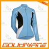 Long Sleeve Cycling Jacket with full zipper