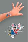 water transfer printing tattoo sticker