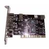 PCI combo 8 ports card
