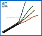 utp cat5e lan cable 4pr 24awg