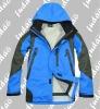 Custom-made Super Warm Remavoable Fleece Jacket