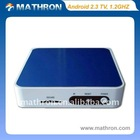 The best price TV01 Android 2.3 TV box, Google browse WiFi internet TV receiver box, The latest TV set box