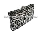 bling crystal rhinestone gifts women use evening bag