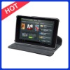 Factory Wholesale Stand Protective Leather Case for Google Nexus 7 With 360 Degree Rotation