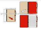 eco-friendly note book