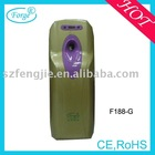 remote control aerosol dispenser for toliet and hotel
