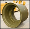 wheel rim used in wheel loader