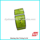Best price adhesive glossy sticker with waterproof
