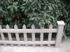 UV resistance outdoor balustrade