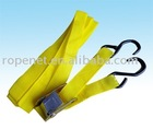 yellow pp webbing with competitive price