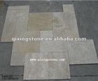 French Pattern Travertine Tile