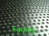 1.0mm thickness cold steel 2mm Flower Round Holes Perforated Metal Sheet